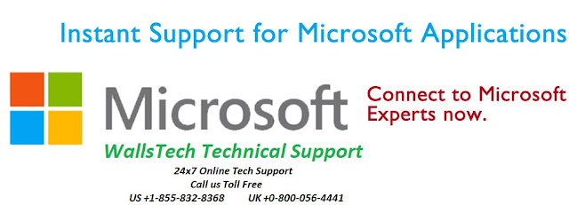 Microsoft Technical Support Service by WallsTech