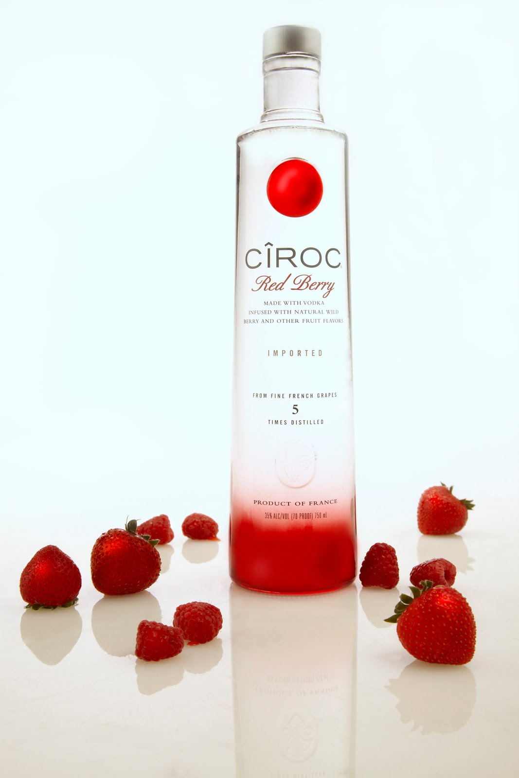 Ciroc Red Berry Recipes - Viewing Gallery