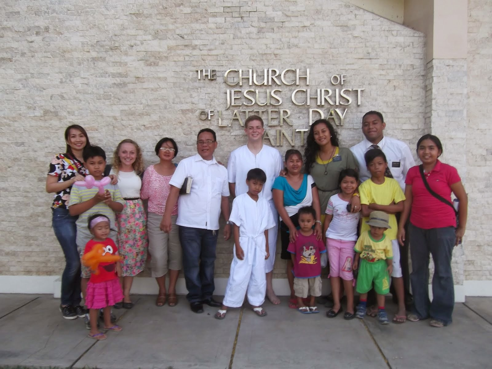 mac baptism