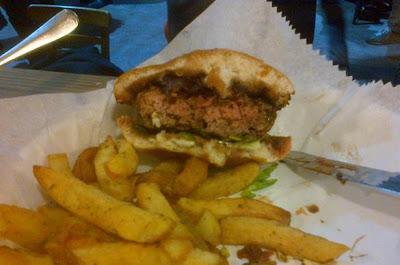 Honest Burger, Brixton