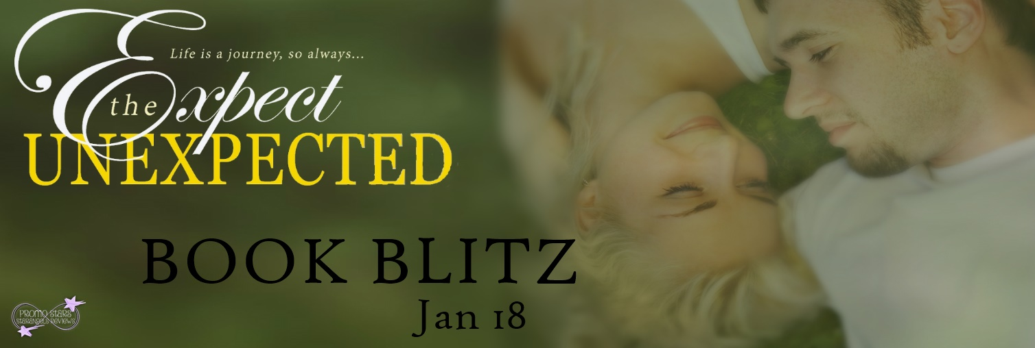 Expect The Unexpected Book Blitz