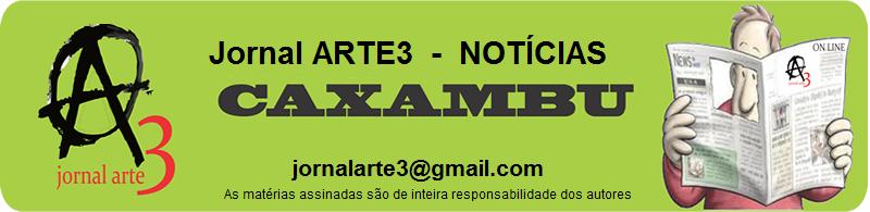 Jornal Arte3  NOTÍCIAS  - CAXAMBU
