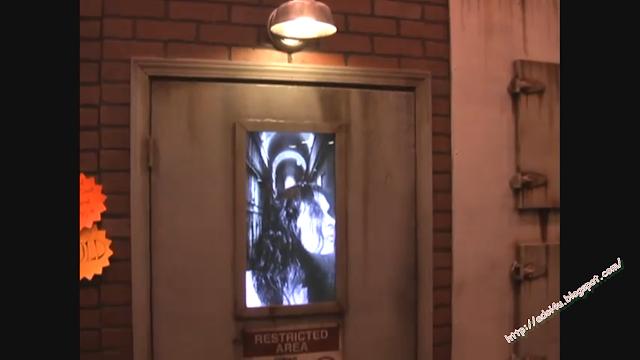 Menarik - Pintu Ilusi Rumah Hantu  '' THE ASYLUM '' Sempoi Siot