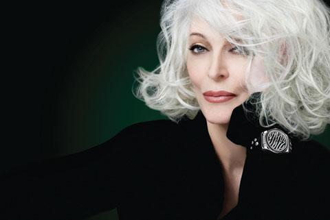 Grey hair model