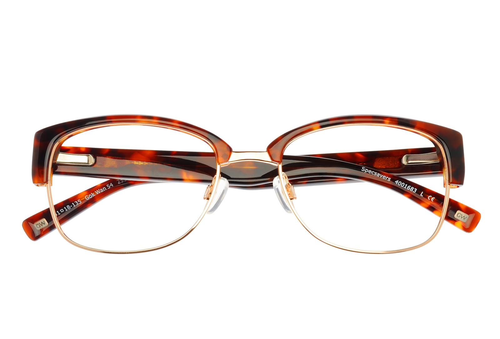 get the look for less with specsavers glasses style