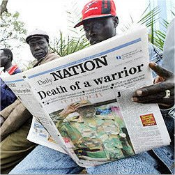 DAILY NATION crisis … CASUALS are up in arms …. 340 bob???