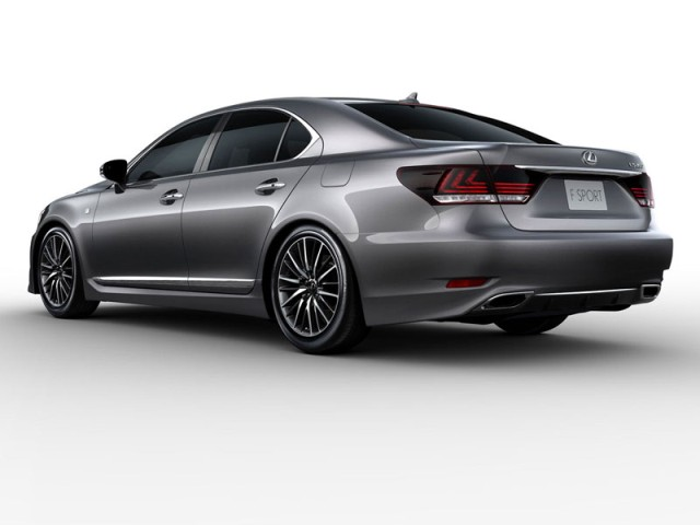 2013 Lexus LS 460 and LS 600h   New Cars   Compare New Car Prices