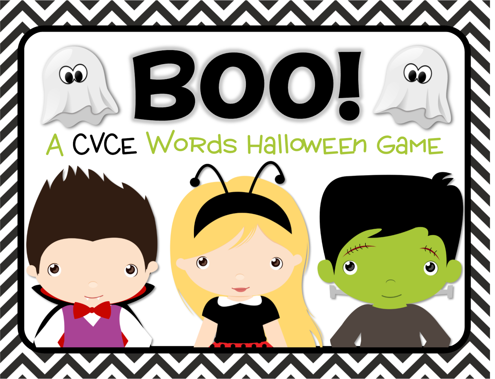 halloween halloween sight words freebie and games for sight words cvc words and cvce words - Words About Halloween
