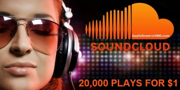 20000 Soundcloud Plays