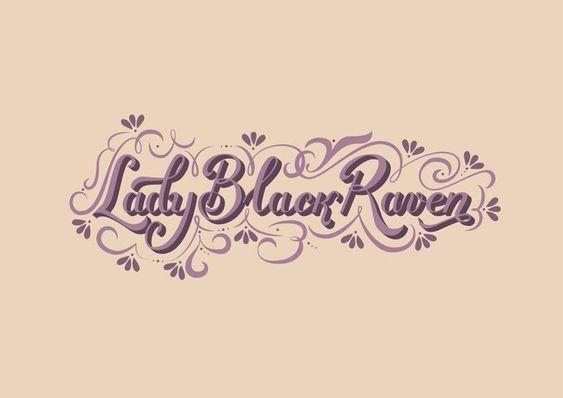 Lady Black Raven