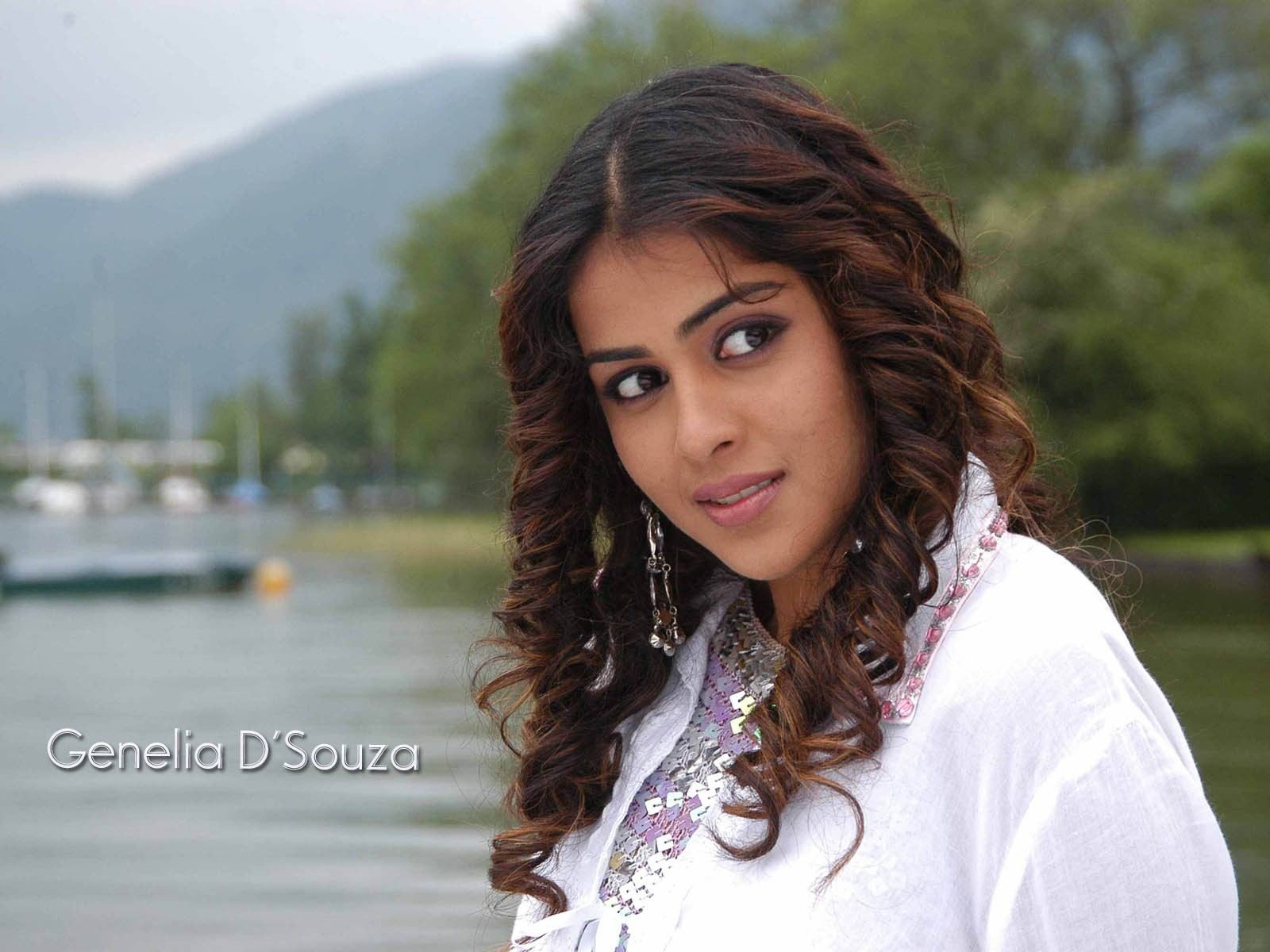 wallpaperfreeks: genelia d'souza wallpapers 1024x768