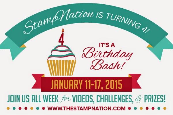 StampNation's 4th Birthday Bash