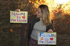 Seguime en Facebook y mirá las cositas lindas que tengo para vos!