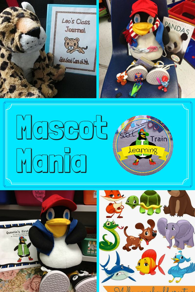 Classroom Mascot Ideas ~ S o l train moments that count in the classroom class