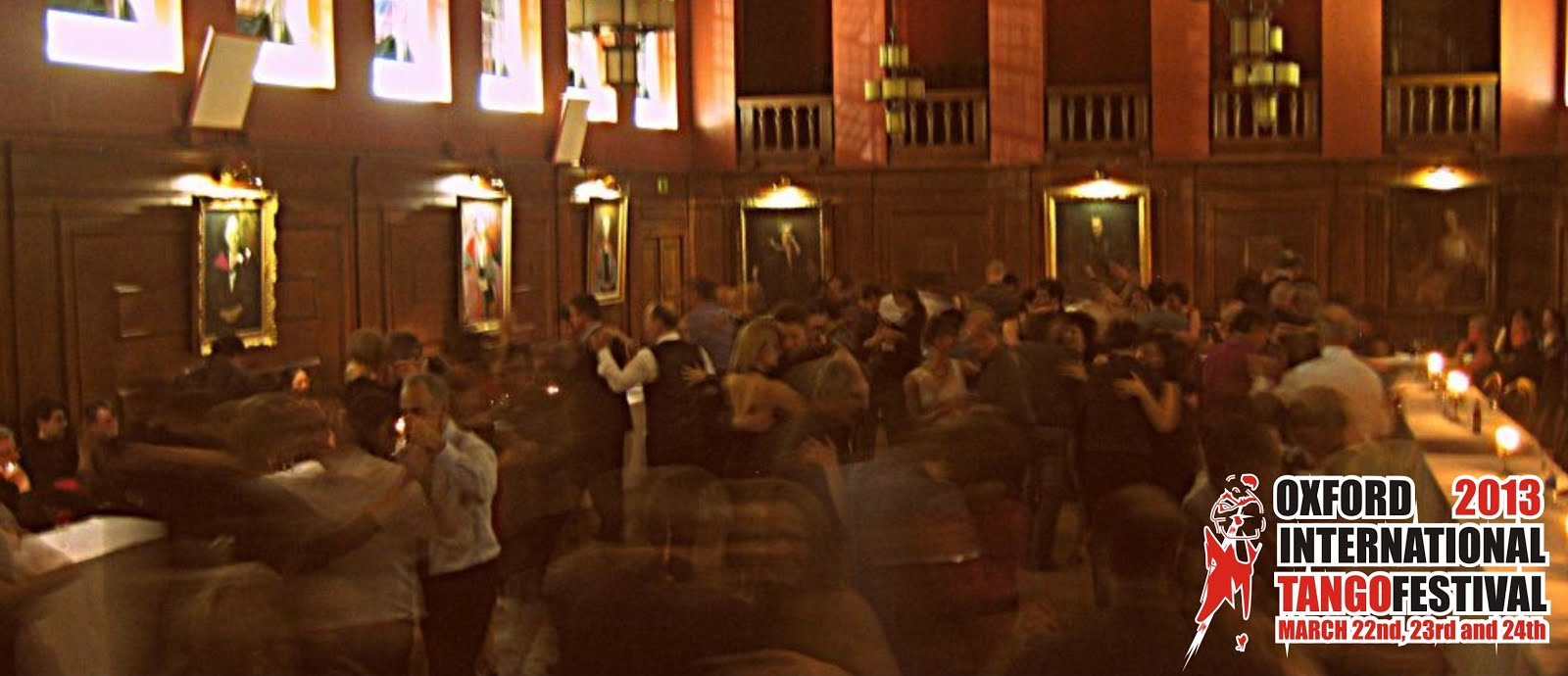 Oxford International Tango Festival