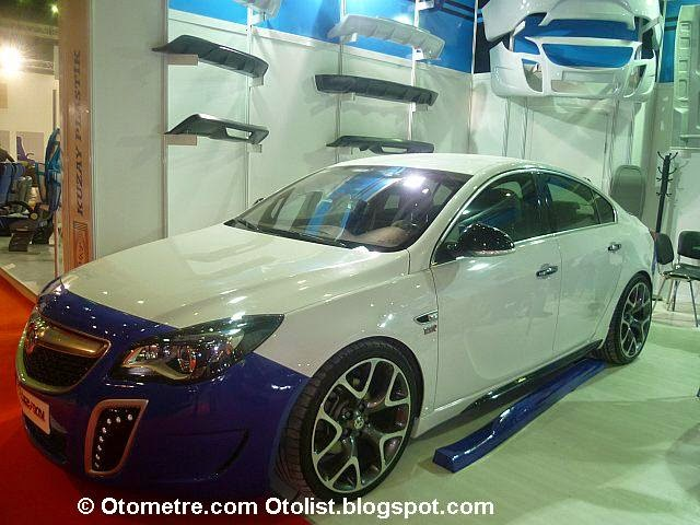 GM/Vauxhal/Opel İnsignia
