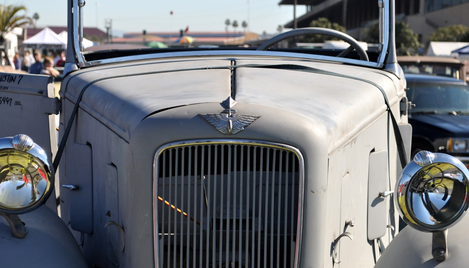 Classic Cars Authority American Austin Seven Was In The For - Good guys classic cars for sale