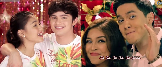 ABS-CBN, GMA release Christmas Station ID 2015