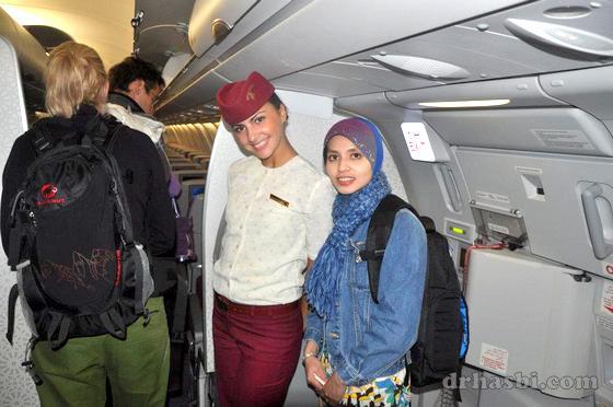 Trip melancong percuma ke Switzerland bersama Sahajidah Hai-O