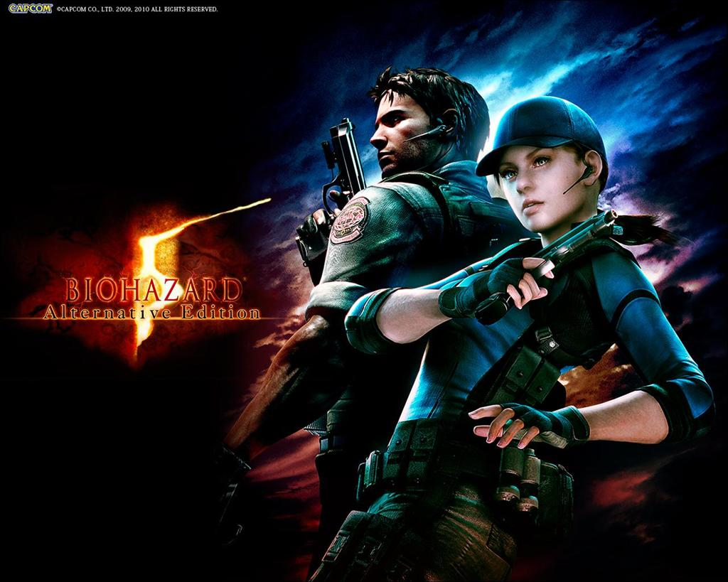 Resident Evil HD & Widescreen Wallpaper 0.566201937289743
