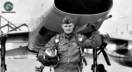 Air Force Lt. Col. Richard French