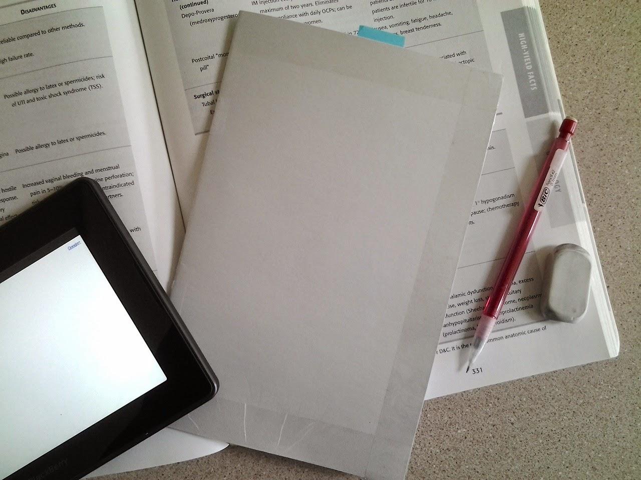 diy student agenda template