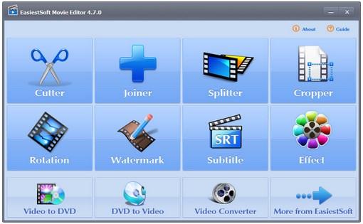 EasiestSoft Movie Editor v4.7.0