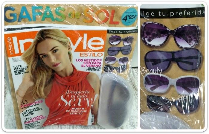 Regalos revistas mayo 2015: In Style