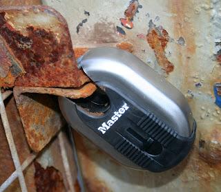 Super strong padlock