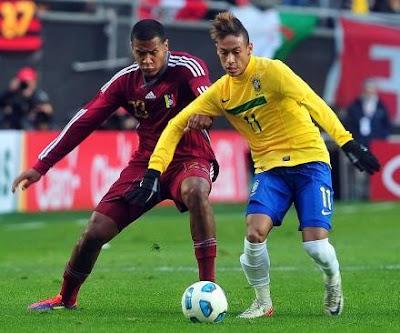 brasil venezuela copa america 2011