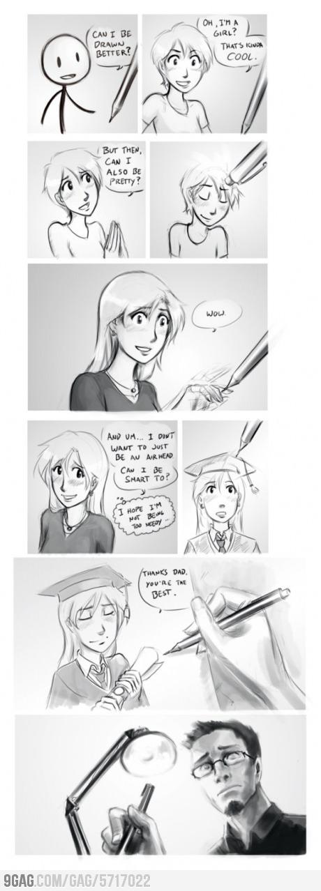 Story of Stick Girl