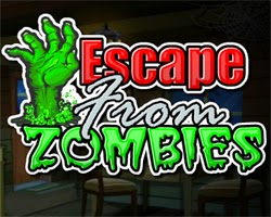 Juegos de Escape Escape from Zombies