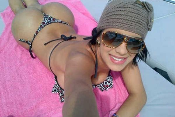 mujeres venezolanas en tanga: