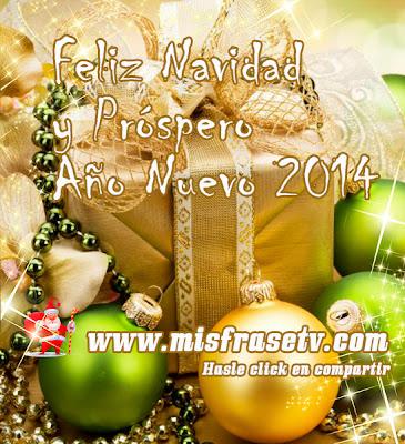 frases de navidad y prospero añ