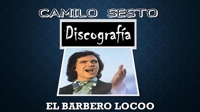 Camilo sesto Discografia completa [320kbps] [MEGA]