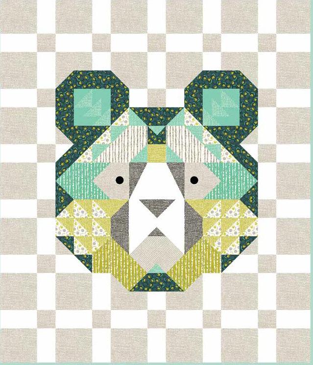 free pattern! Bear (PDF)(click!)