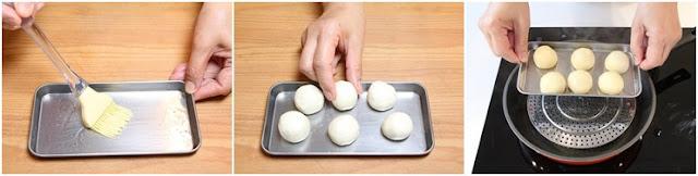 Cách làm bánh nếp đậu hũ thật là ngon 3