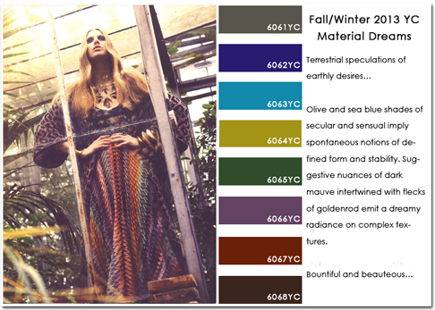FASHION VIGNETTE: >>TRENDS - DESIGN OPTIONS . FALL/WINTER 2013