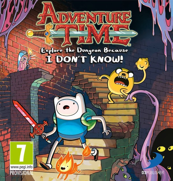 Descargar Adventure Time: Explore the Dungeon Because I Don't Know! gratis DLC PC Full Repack CD Ingles MEGA MG