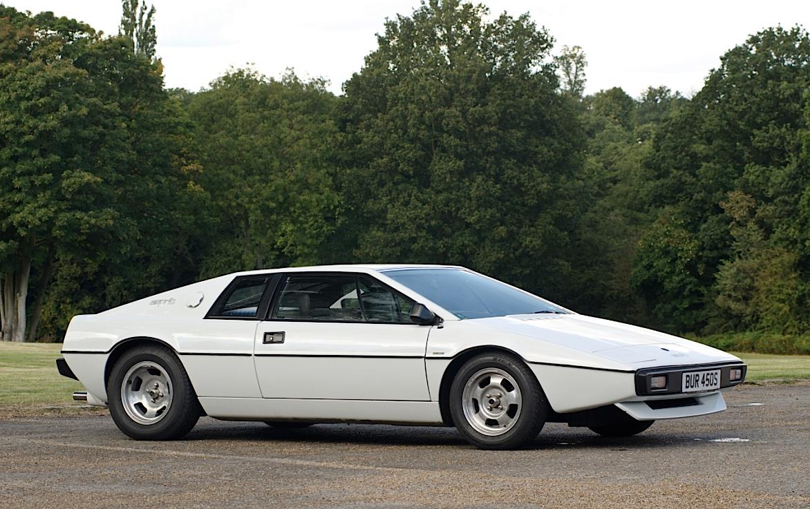 Fab Wheels Digest F W D Lotus Esprit S1 1976 79