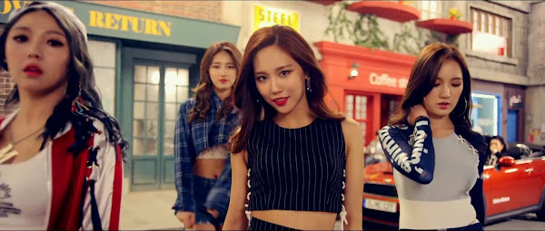 Fei from Miss A in Only You