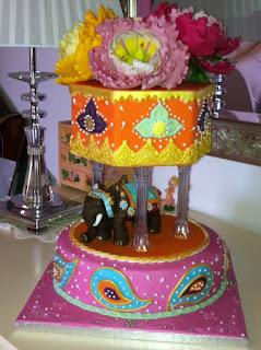 indian cake....