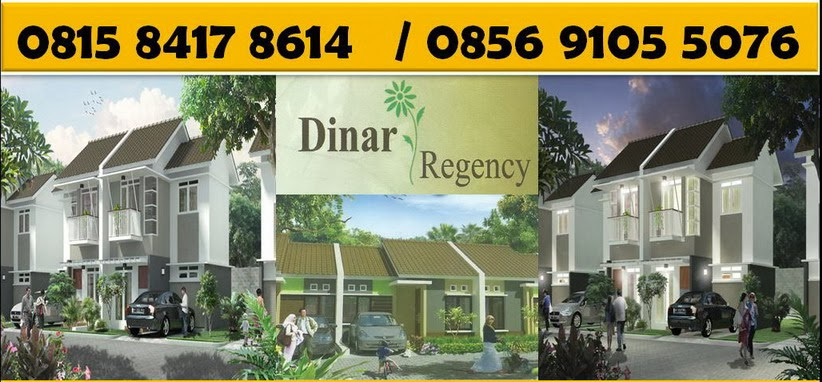 Perumahan Baru di Depok - Dinar Regency