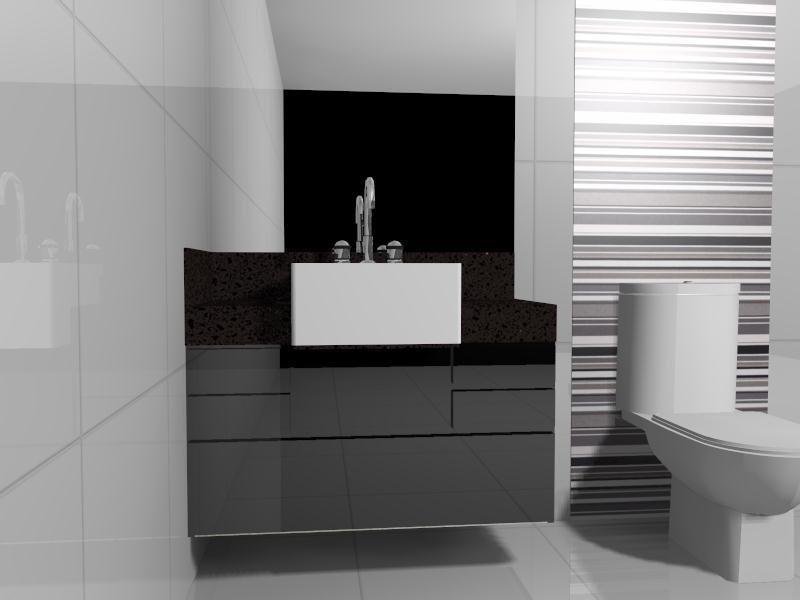 Construindo um Castelinho Armário de Banheiro em Laca Preta -> Armario De Banheiro Planejado Em Curitiba