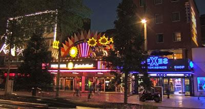 El ocio nocturno en Hamburgo