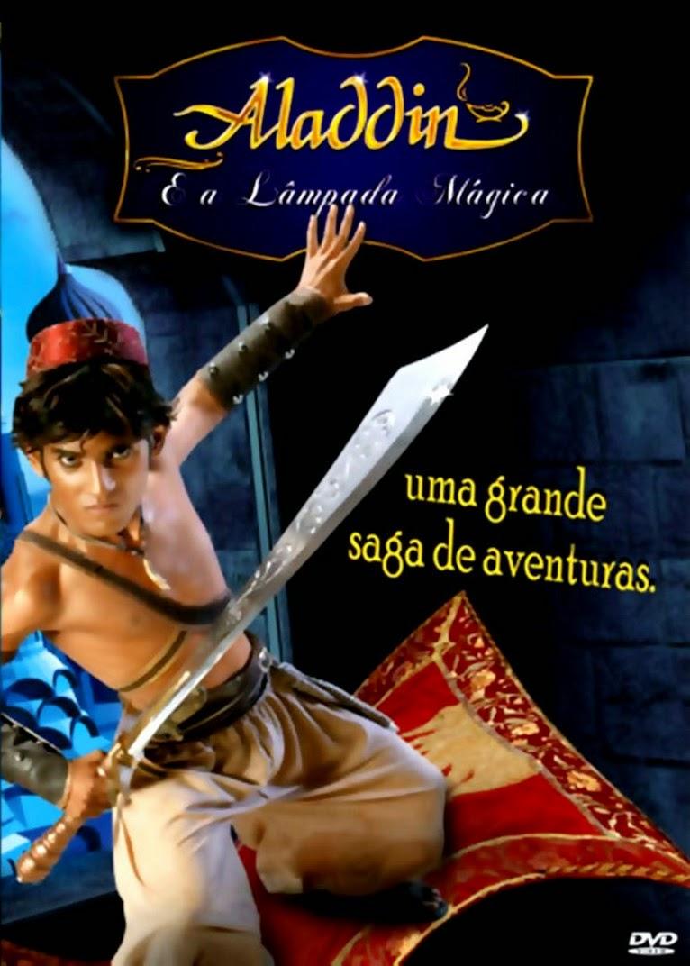 Aladdin e a Lâmpada Mágica – Dublado (2009)