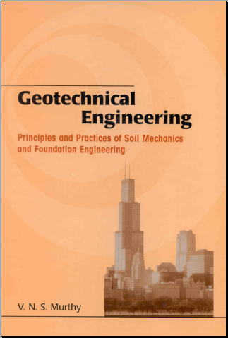 Online university courses geotechnical engineering for Soil mechanics pdf