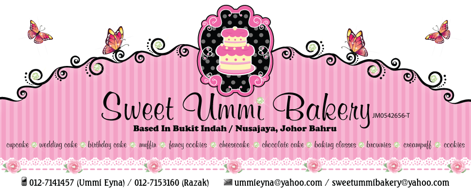 ~~ Sweet Ummi Bakery in Bukit Indah, Johor Bahru ~~