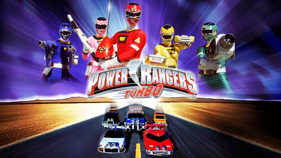Power Rangers Turbo - Power Rangers Turbo