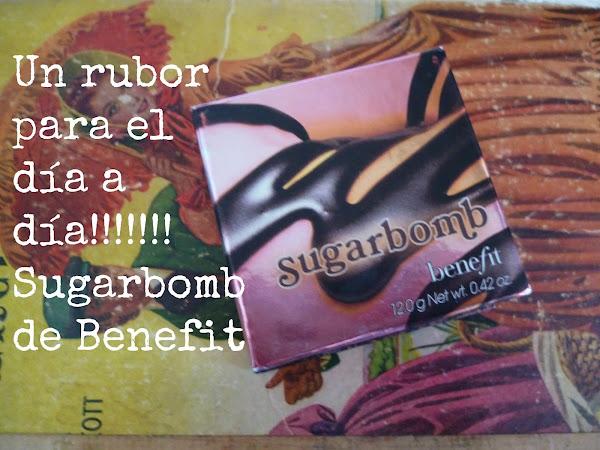 Sugarbomb de Benefit: Un rubor para el día a día